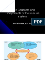 Slide #1 - Basic Concepts and Components of the Immune System (2)