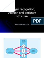 Immunology Slide #2 - Antigen Recognition, Antigen and Antibody Structure (1)