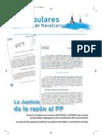 Revista Populares Navalcanero Especial Sentencia Junio 2012