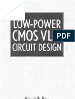 Low Power CMOS VLSI Circuit Design by Kaushik Roy