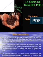 Diapositivas Goma de Tara
