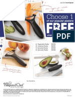 Pampered Chef June Guest Special 2012