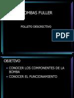 CURSO Bombas Fuller