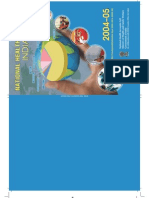Health Finance National Health Accounts 2004-05