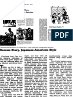 Success Story, Japanese Americans Copy