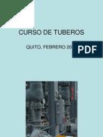 CURSO DE TUBEROS