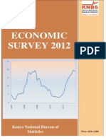 Economic Survey 2012_Full Report