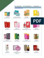 Catalogo Perfumes Conceptos 2012