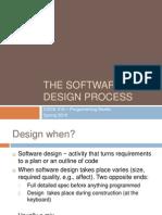 Software Design 1
