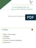 Video Clustering