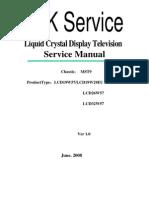 LT1917S LT2617S LT3217S Service Manual 080625