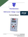 Current Calibrator