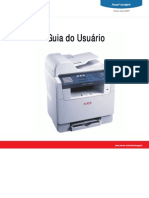 Manual Xerox 6110