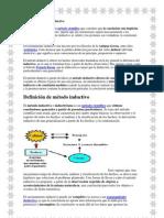 Definición de método deductivo