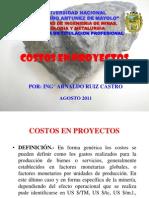 9.Costos en Proyectos