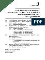 Modelos Neokeynesianos - Macro Eco No Mia Avanzada II