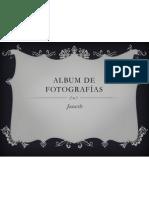 Album de fotografÍas