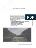 Catchments and Watersheds