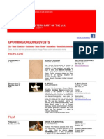 Swiss Events in New York - May 30 - June 13 2012