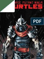 Teenage Mutant Ninja Turtles #10 Preview