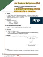 Informe de cia No 213- Fenomenos Hidrometeorologicos en Apurimac-InDECI-20120225