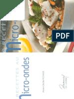 30 recettes à micro-ondes (recettes de cuisine)