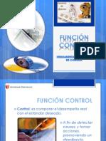 Función Control - FGE