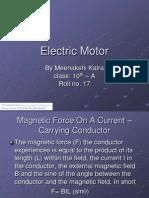 Electric Motor (1)
