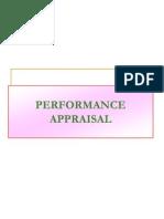 Performance Appriasal