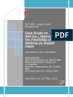 DELL Case Report