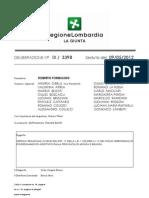 Ptcp Regione Parere Dgr 3398