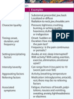 assessing chest pain