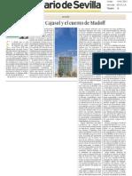 La Torre Cajasol o El Cuento de Madoff J. Sobrino