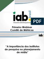 IAB Números do Mercado Digital 2012
