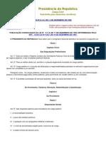 Lei 8112-1990 - Lei Dos Servidores Publicos Federais
