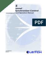 Leirch RC-575_Synchro Controller