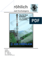 AF Flue Gas Ex Changers