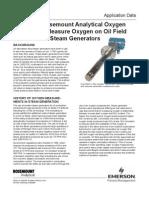 Oxygen Analyser