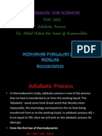 91497637 Ma Thematic for Sciences Adiabatic Process