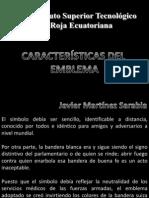 CARACTERISTICAS EMBLEMA