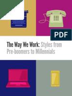 eBook the Way We Work