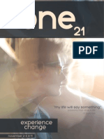One 21 Poster/Cover
