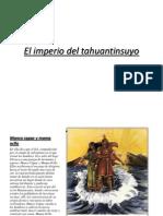 El Imperio Del Gran Tahuantinsuyo
