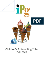 2012 Fall IPG Children's and Parenting Catalog