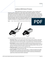 Camara IP Sisco 2500 Series