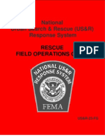 Rescue Field Operations Guide