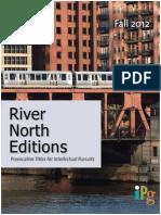 River North Editions 2012 Q3 Catalog