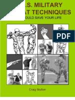 12 Military Combat Techniques