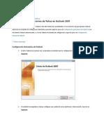 Cómo enviar y recibir correo de Yahoo en Outlook 2007