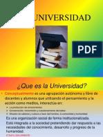1 La Universidad